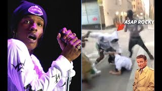 ASAP Rocky Guilty Of Being Black In Sweden