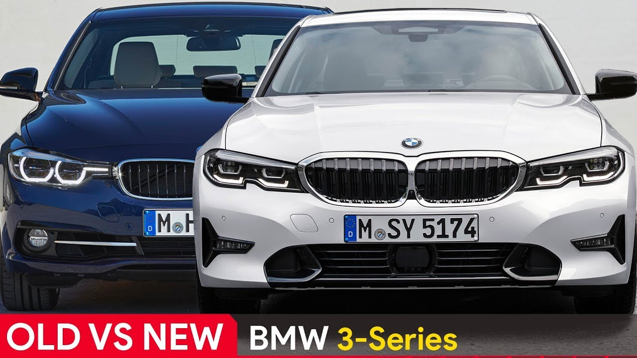 Old Vs New Bmw 3 Series See The Differences