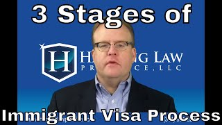 St. Louis Green Card Attorney Explains the 3 Stages of the I