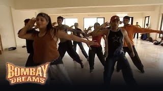 Dance Rehearsals with legendary producer Farah Khan | Bombay Dreams