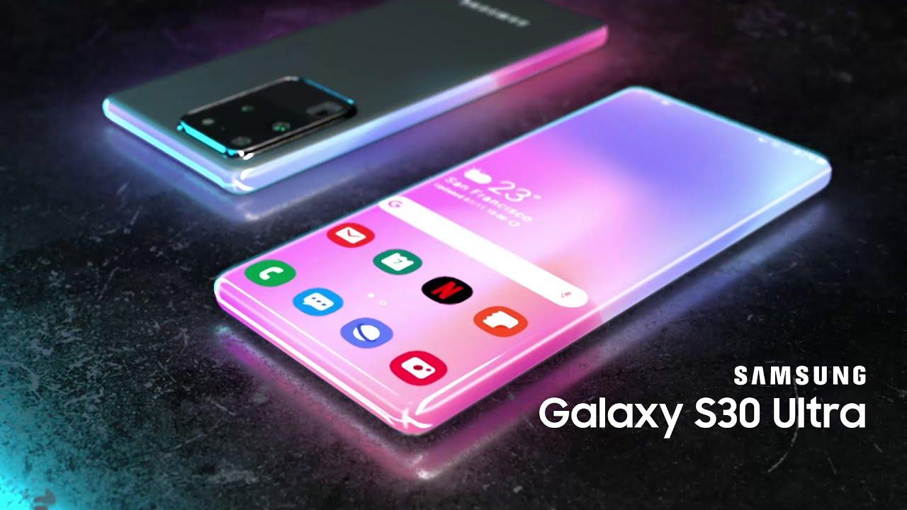 Galaxy S30 Ultra : Trailer