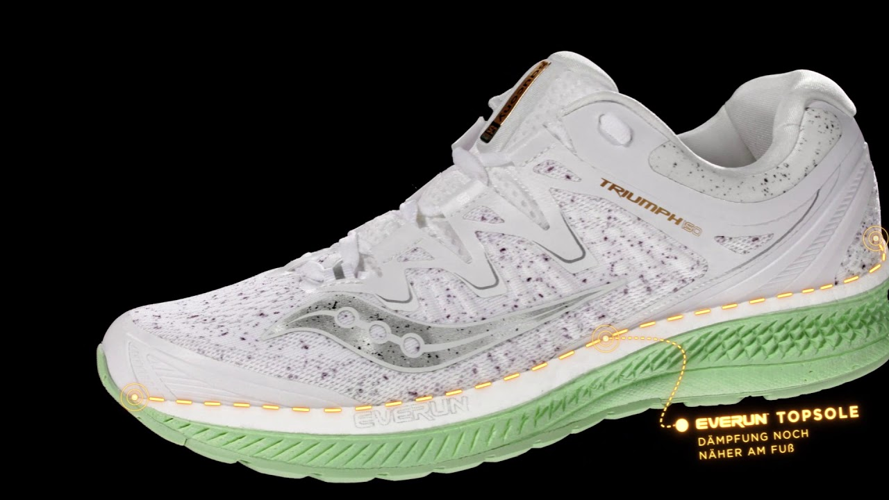 """SAUCONY WHITE NOISE: """"LIFE ON THE RUN???IN A UNIQUE DESIGN"""