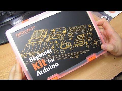 Набор для начинающих от DFRobot \ Beginner Kit For Arduino