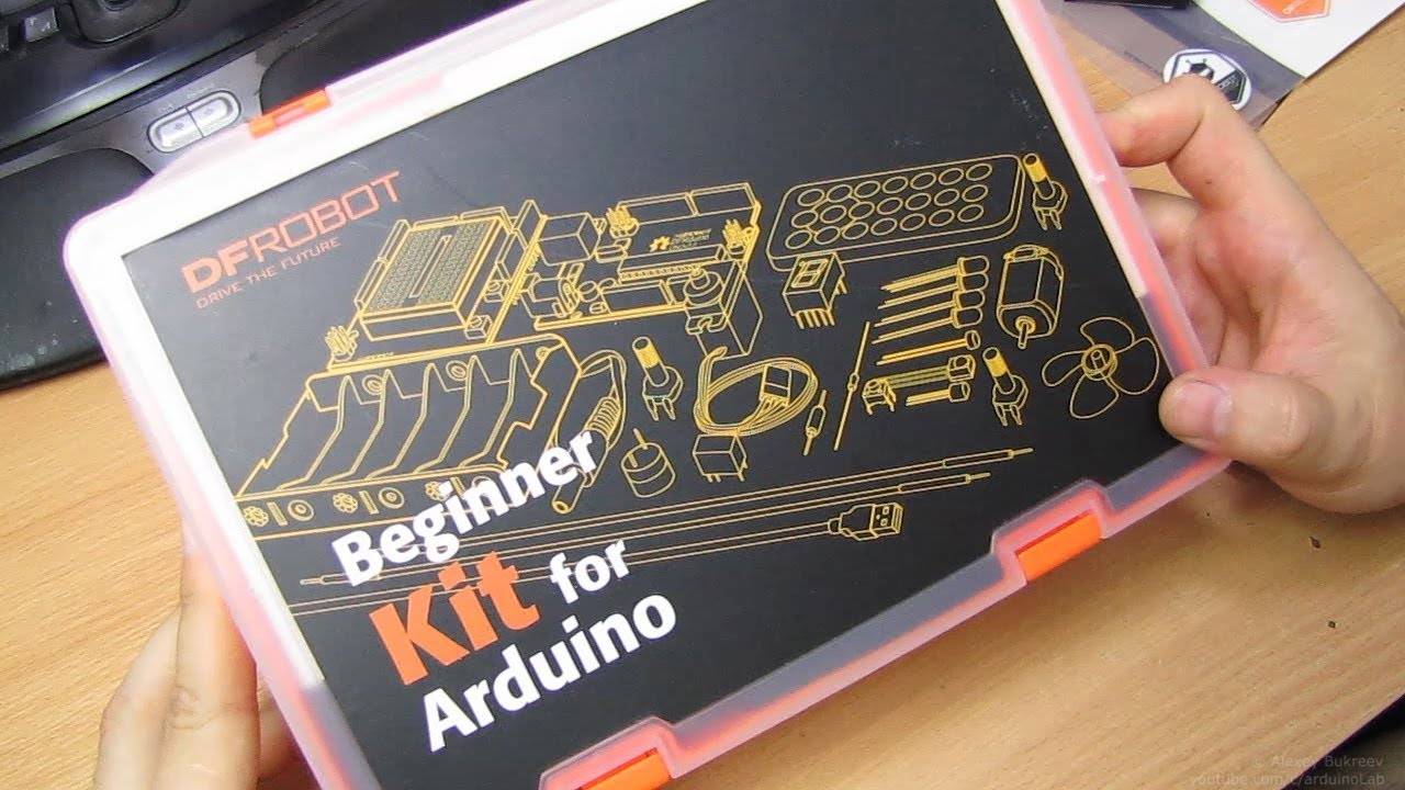 Arduino Starter Kit for Beginner with 15 Arduino Project