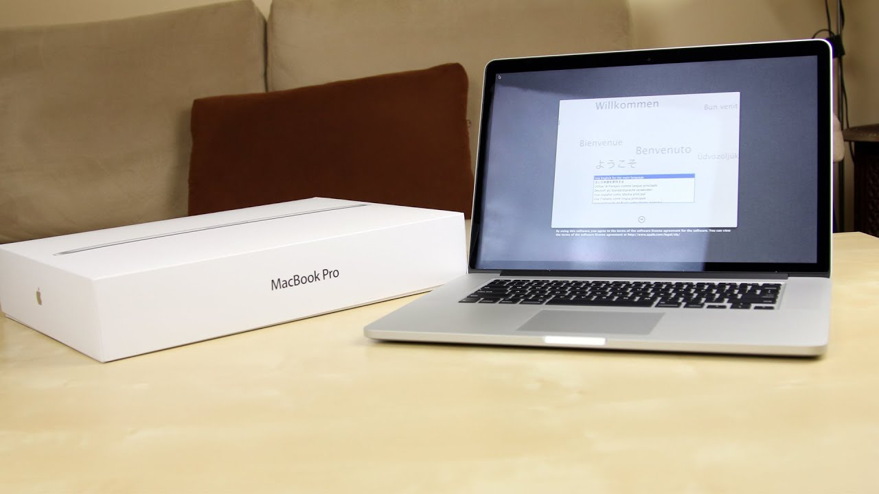 Macbook air or macbook pro?
