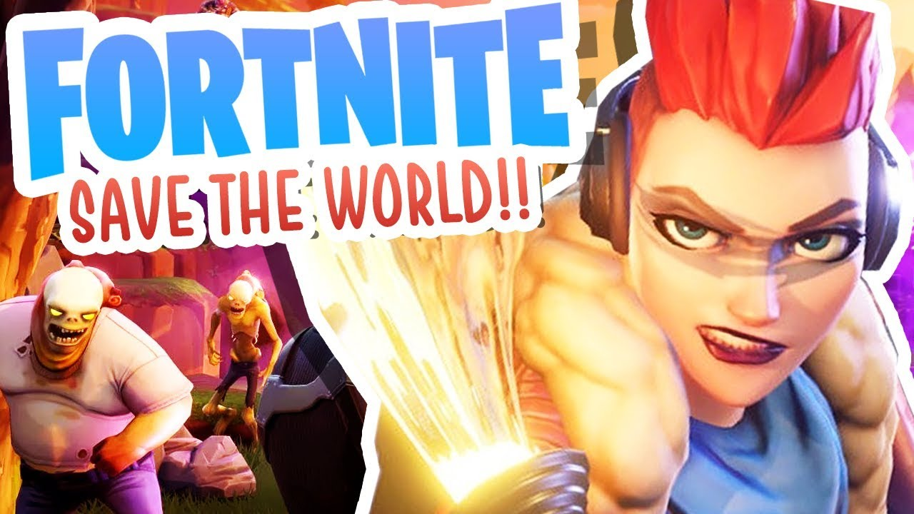 Fortnite Save The World 2 Youtube