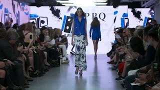 PPQ SS16 at London Fashion Week