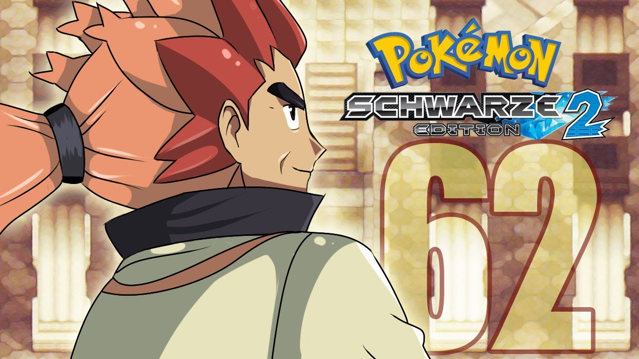 Let\'s Play Pokemon Schwarz 2 Part 62: Lauro ist und bleibt der wahre ...