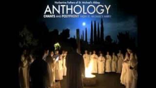Gregorian Chant Panis Angelicus Norbertines