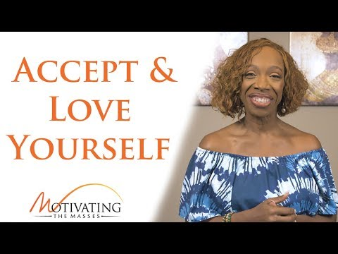 Lisa Nichols- How To Accept & Love Yourself