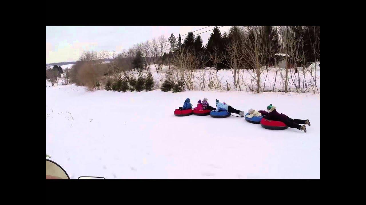 delong backyard tubing 2015 part 2 youtube