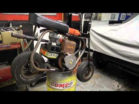 Rat Rod Mini Bike Pt.???