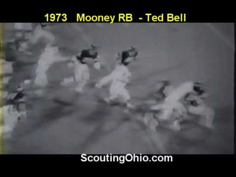 1973 Cardinal Mooney - Ted Bell - RB