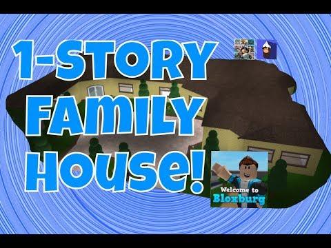 200k Family House Tour Bloxburg Roblox