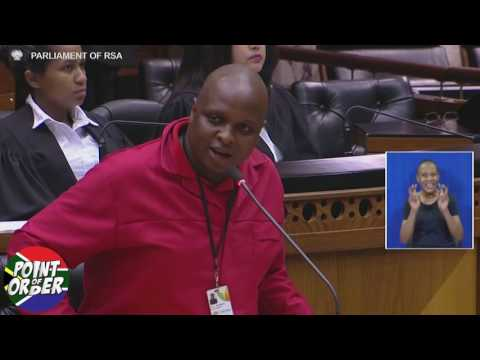 EFF Too much financial crimes in South Africa