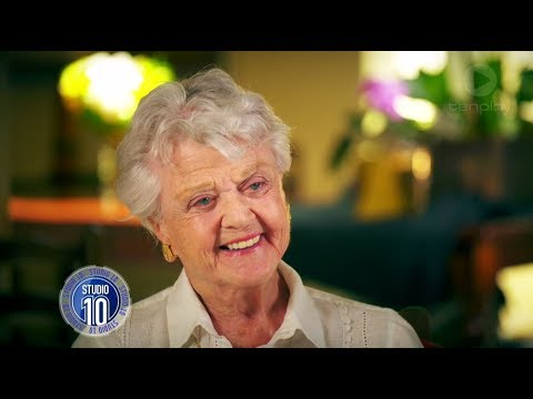 Exclusive: At 92, Angela Lansbury Is Not Slowing Down   Studio 10