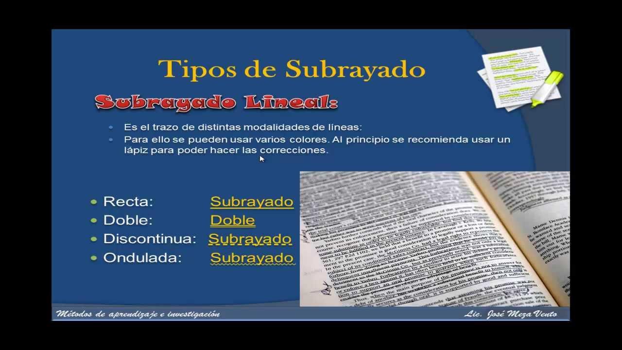estudio de metodos pdf