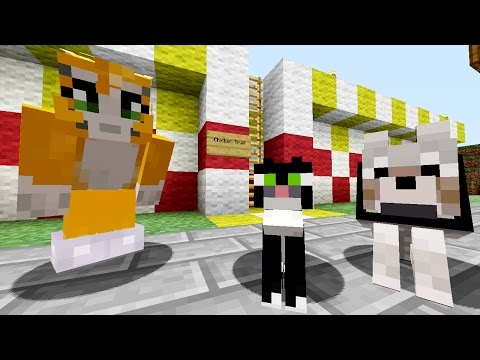 Minecraft Xbox - Chicken Trail [354]