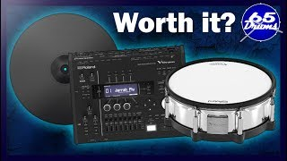 Is The Roland TD50 Digital Upgrade Package Worth Buying