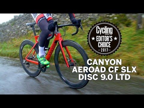 Canyon Aeroad CF SLX Disc 9.0 LTD | Editor's Choice | Cycling Weekly