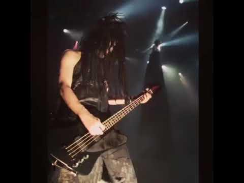 Twiggy Ramirez Bass Solo Disposable Teens Jeordie White (Marilyn Manson)