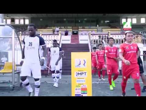 GFA FC  0 3 Ayeyawady Utd (Week-5)