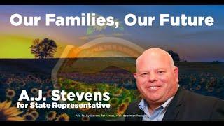 AJ Stevens Interview 071120
