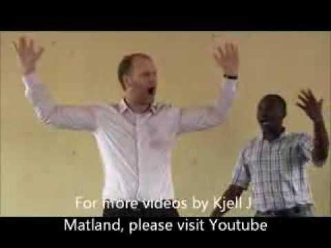Burundi # 3, Nov 2013.  The Law, The Cross, The Body, Faith and Grace