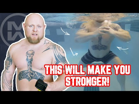 This recovery secret will make you stronger! (Pool walking and rehab tips to improve fitness)