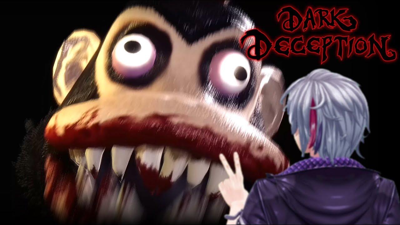 【Dark Deception】完 全 初 見【不破湊/にじさんじ】