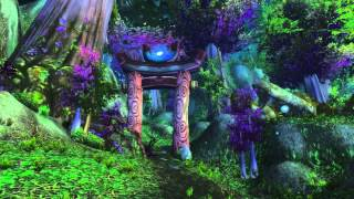 World of Warcraft - Enchanted Forest (Ambient Theme)