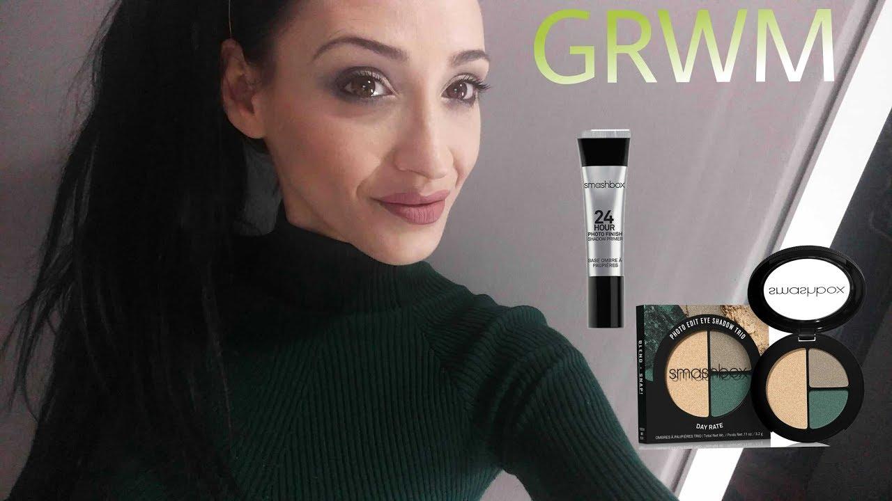 GRWM Nuovi prodotti SMASHBOX // Mi rubano i video 👿