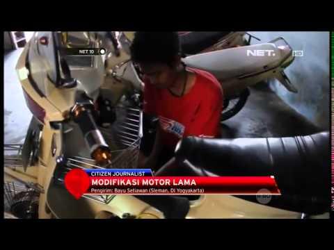 Modifikasi Motor Ceper Yogyakarta   NET10