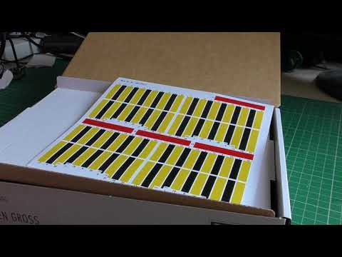 Gaugemaster GM406 Fordhampton Locomotive Depot Plastic Kit Part 1