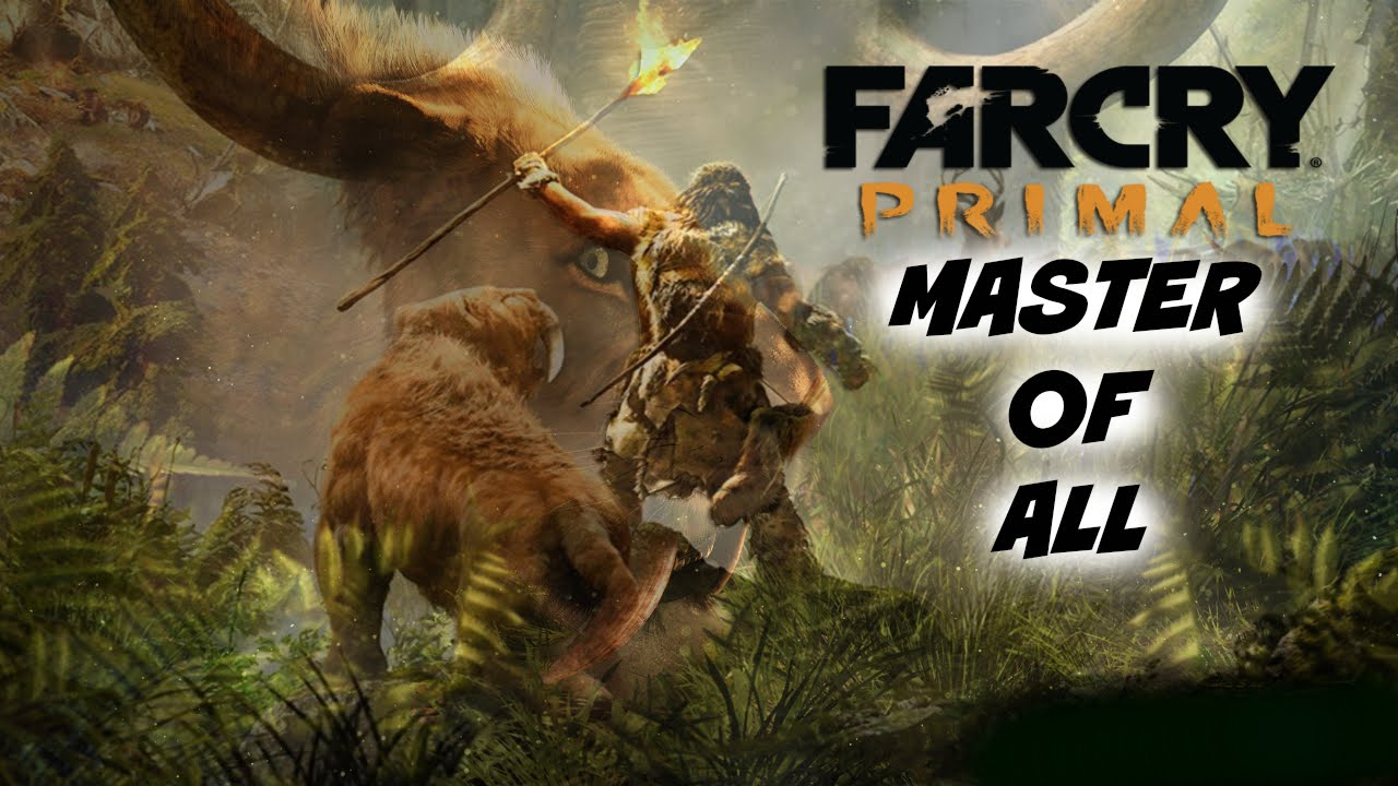 Far Cry Primal Apex Edition Walkthrough 1 Youtube