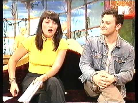 "Rare James Dean Bradfield ""Interview"" - Davina McCall (MTV)"