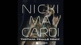 Thotiana Remix | Blueface x Nicki Minaj x Young MA x Cardi B