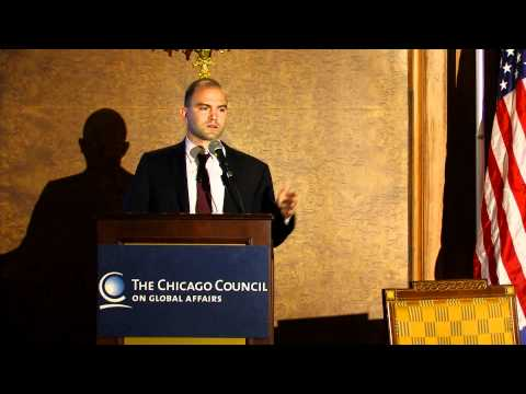Ben Rhodes: The Importance of the Transatlantic