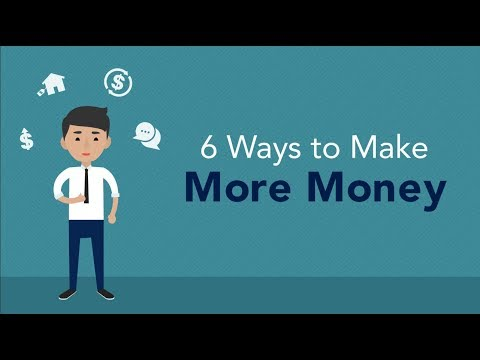6 Ways to Make More Money | Brian Tracy