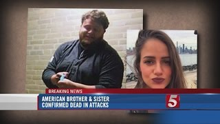 2 Americans Perished In Brussels Attacks
