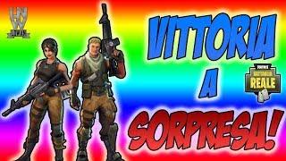 Fortnite: UNA VITTORIA REALE INASPETTATA! w/Ayr (FORTNITE ITA) by LowaN