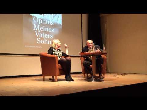 Marcel Ophüls im Gespräch mit Maria Ossowski (Teil 7)