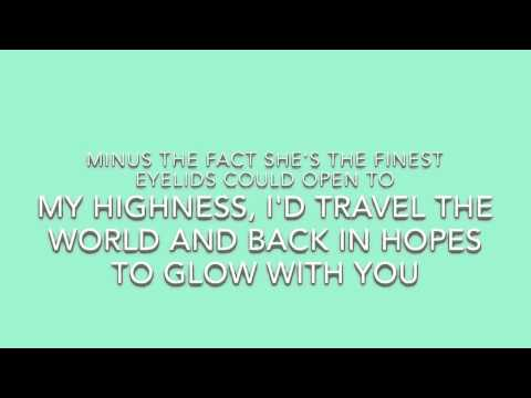 Golden - Travie McCoy Ft. Sia - Lyrics