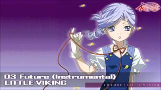 Kiddy Grade - 03 - Future (Instrumental) - LITTLE VIKING