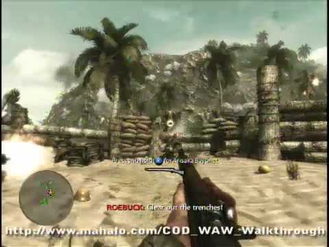 Call of duty world at war mission 2 little resistance youtube call of duty world at war mission 2 little resistance gumiabroncs Images
