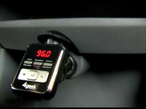 hemp3car Evolution - Trasmettitore FM / Lettore Mp3 con RDS per Auto