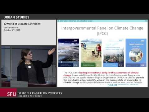 The Solutions and YOU: Combating climate change-A World of Climate Extremes