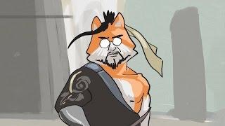 Hanzo / Overwatch Animation thumbnail