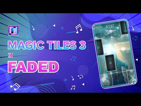 Faded Magic Tiles 3 Youtube