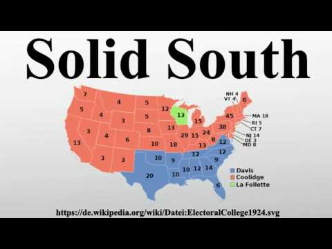 Solid South
